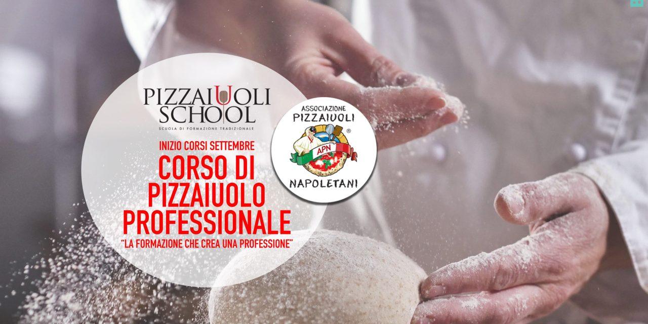 PIZZAIUOLI – LUNEDì 27 LA PRESENTAZIONE DELLA PIZZAIUOLI SCHOOL PRESSO APN