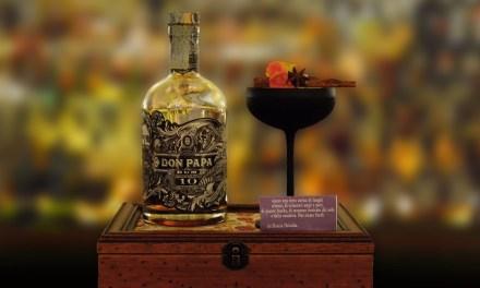 drink KARALIS di Leandro Serra bar manager del The Duke Cocktail Lounge Bar