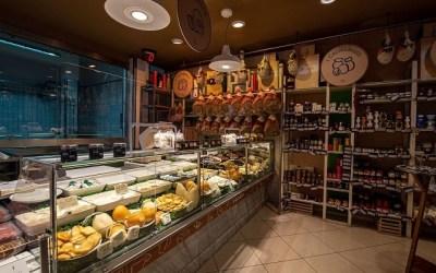 S.QUI.SITO Mozzarella e golosità prêt-à-manger