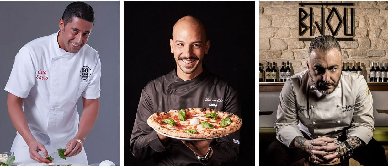 50 TOP EUROPE 2020 VINCE 50 KALÒ DI CIRO SALVO PIZZERIA LONDON