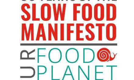Il Manifesto siglato Slow Food per il vino