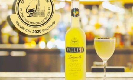 Il Limoncello Pallini ottiene la Medaglia d'Oro al Concours Mondial de Bruxelles – Spirit Selection 2020