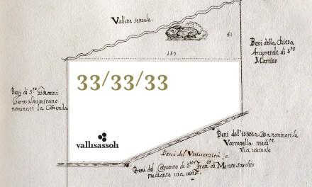 VALLISASSOLI E IL SUO BLEND 33/33/33, UN VINO CHE PARLA DA SÉ E FA PARLARE DI SÉ