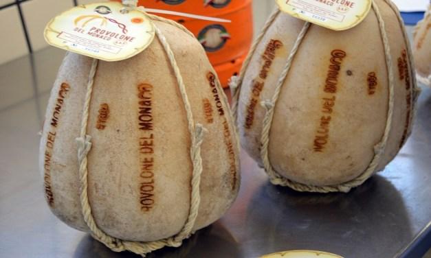 Provolone del Monaco Dop nella spesa degli italiani