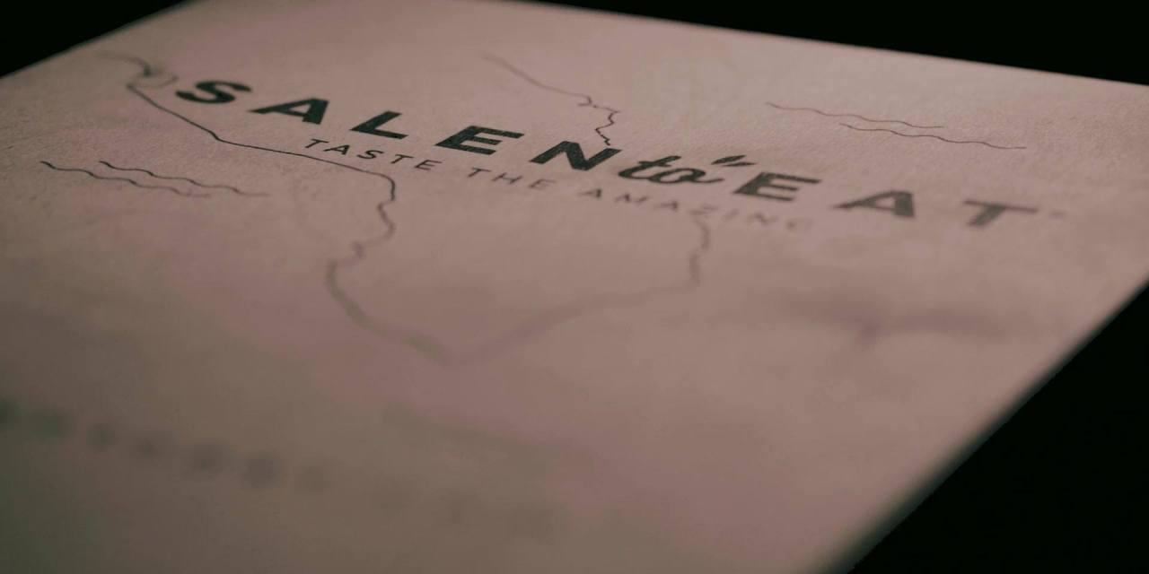 Salentoeat nato da un'idea di Alessandro Stomeo