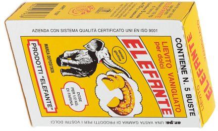 Arriva il Lievito Vanigliato Elefante Gluten Free di Ar.pa