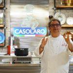 """Lo chef Gramaglia inaugura il format """"Stellati per la Dad"""""""