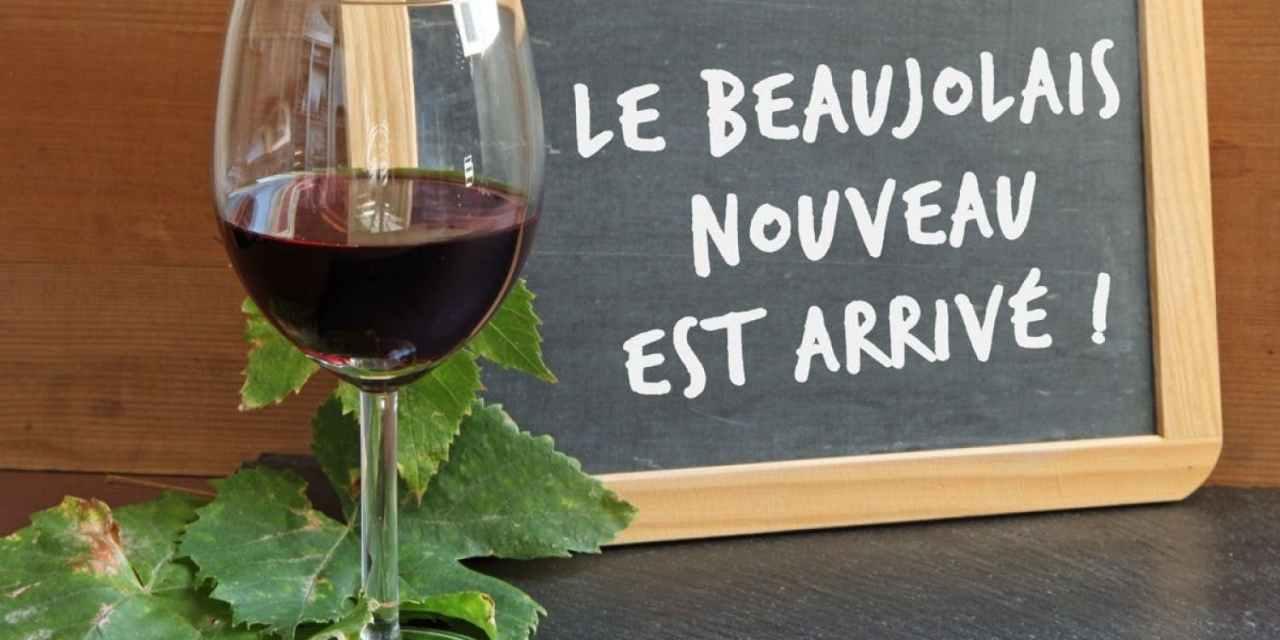 Le beaujolais nouveau (non) est arrive'