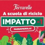 A SCUOLA DI RICICLO CON FERRARELLE