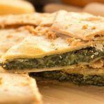 La Torta Pasqualina genovese, quella storica con la prescinsêua!