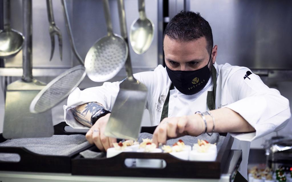 """A Messina, """"La Corte dei Mari"""" ospita il temporary restaurant Letrevì"""