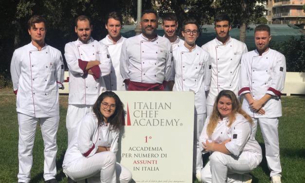 ITALIAN CHEF ACADEMY: 1° Scuola di Cucina GREEN in ITALIA