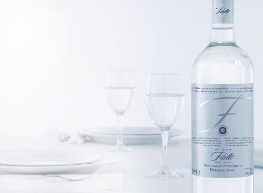 """""""Water like Wine"""": FILETTE, BRAND DI DESIGN, LUSSO E BENESSERE"""