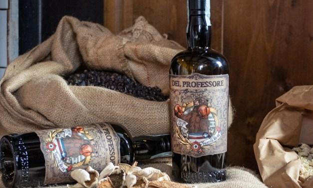 Nasce The Fighting Bear, il primo London Dry Gin firmato Del Professore, prodotto nel cuore verde d'Italia