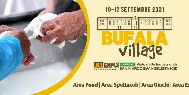 Bufala village 2021: la festa della mozzarella di bufala