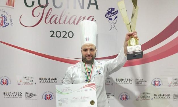 """Ecco """"Marcolino"""", il pastry chef Andronico presenta la sua linea di dolci alla nocciola"""