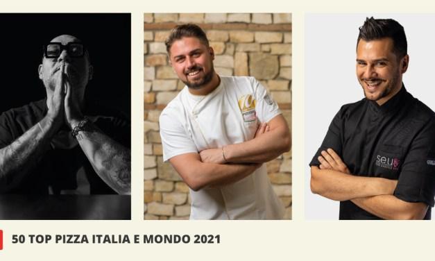50 Top Pizza 2021: VINCE Martucci , ECCO LA CLASSIFICA