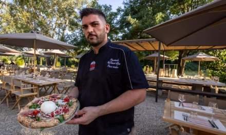 AL PALAGIO DI STING TRIONFA LA PIZZA GOURMET DI EDUARDO ALFANO