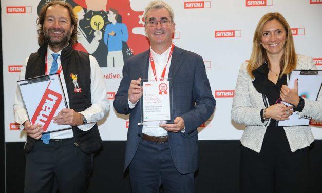 Cavit riceve il Premio Innovazione SMAU 2021