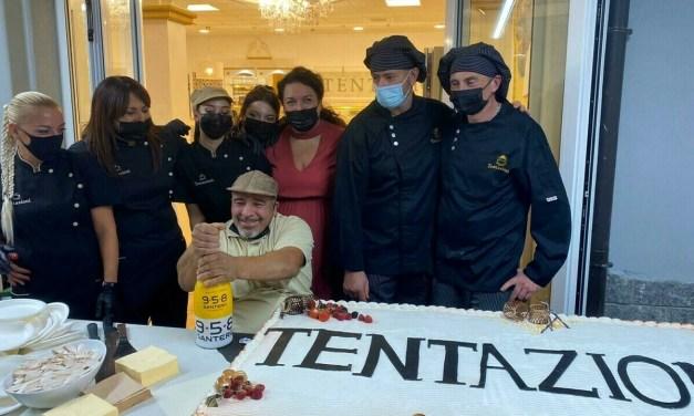La storia del pastry chef Guerrino Florido a Ronco di Forlì