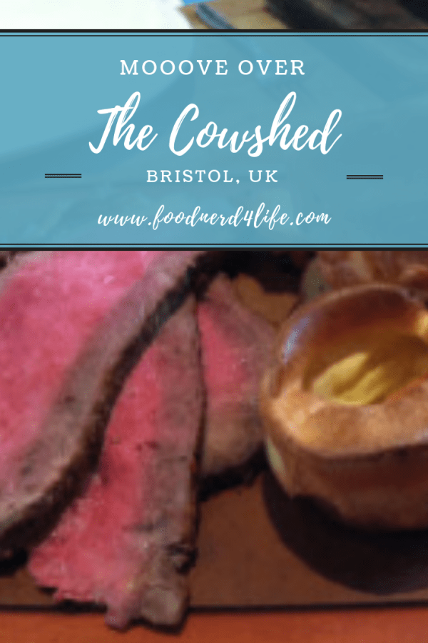 The Cowshed Pin