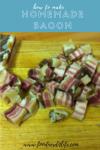 Making Bacon Pin