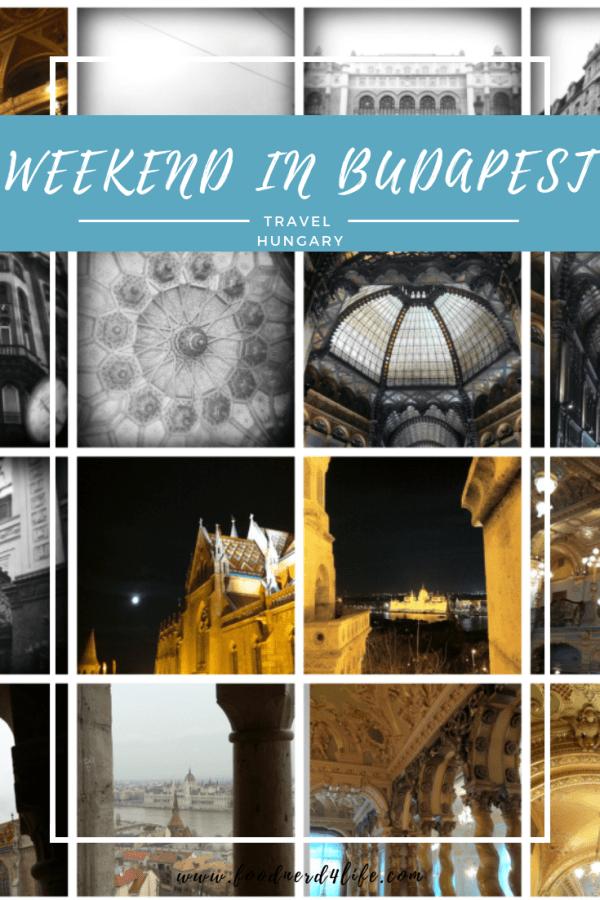 Budapest Pin