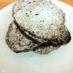 Filthy Pancakes {Recipe – Double Stuff Oreo Pancakes}