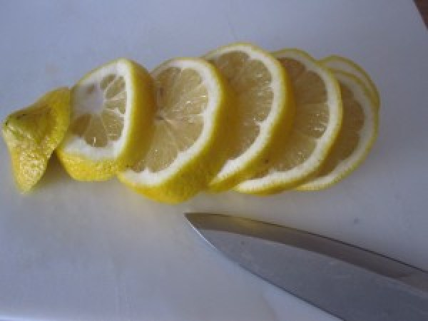 Lemons for Cordial