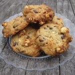 Bank Holiday Cookies {Recipe – Toffee Popcorn & Chocolate Chip Cookies}