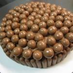 Captain Oddball's Chocolate Birthday Cake