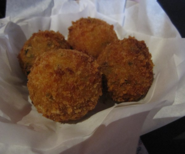 Hand Rolled Croquettes