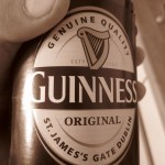 Raising a Glass/Cake for St. Patrick's Day {Recipe – Guinness Cake}