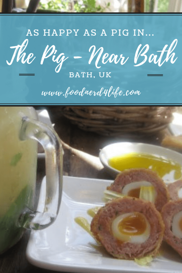 The Pig, Bath Pin