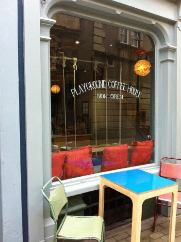 Playground Coffee House, Bristol
