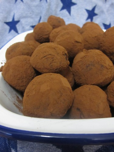 Honey Truffles
