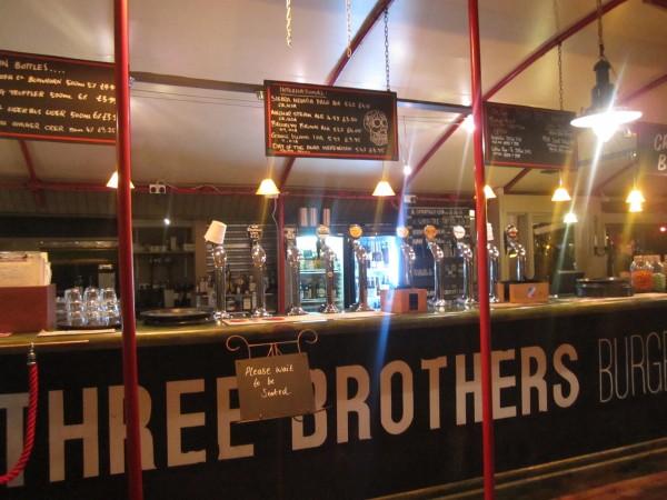 Three Brothers Burgers, Bristol