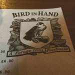 Flying High {Review – Bird In Hand, Bristol}