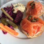 A Slice of The Big Apple {Review – Aron's Jewish Delicatessen, Bristol}