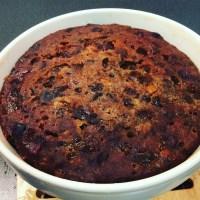 Stir It Up {Recipe – Nanny's Christmas Pudding}