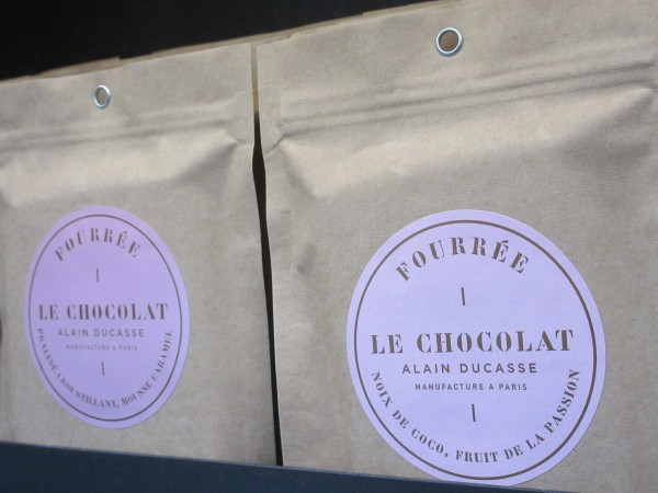 Le Chocolat Alain Ducasse in Paris