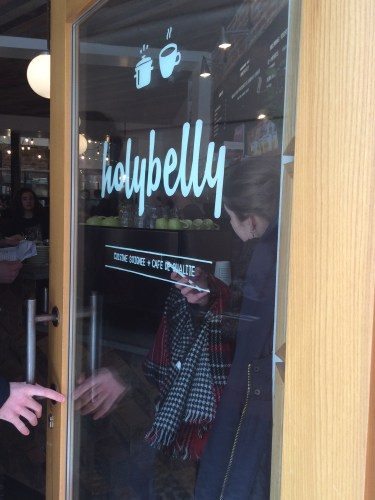 Holybelly Cafe in Paris