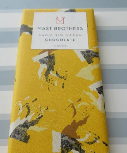 Mast Brothers Papua New Guinea Chocolate