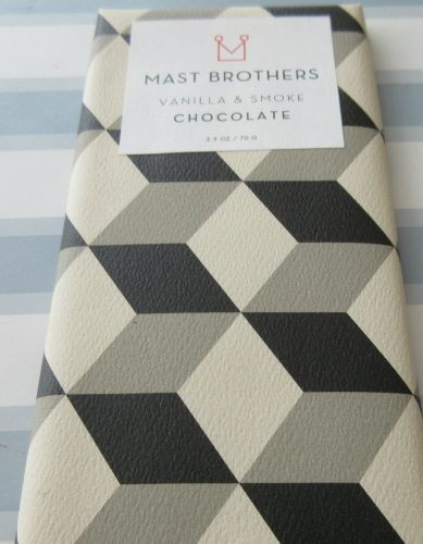 Mast Brothers Vanilla & Smoke Chocolate