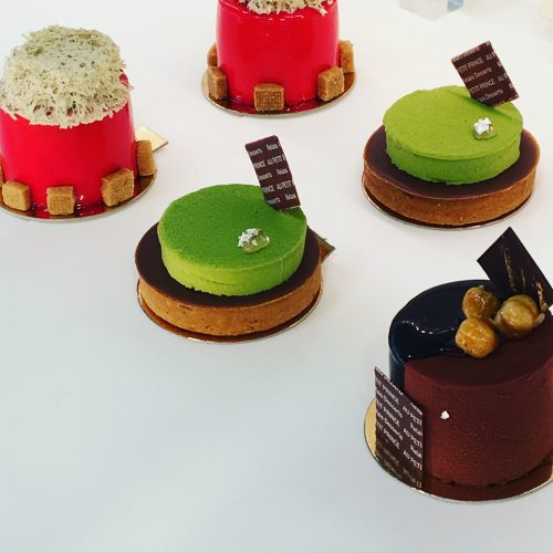 French Patisseries