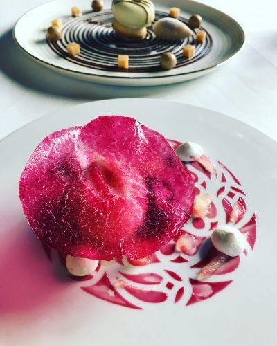 Hibiscus Dessert La Salita Valencia