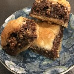 Layers of Delight {Recipe – Hazelnut and Chocolate Baklava}