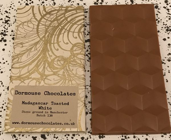 Dormouse Toasted White Chocolate