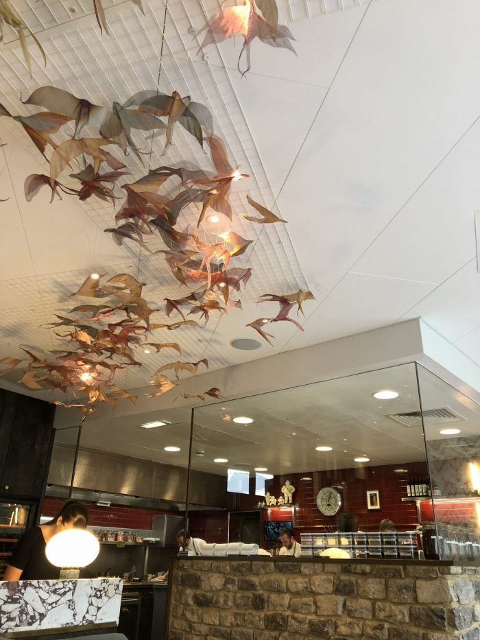 Story Restaurant Ceiling