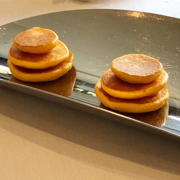 Potato Blini at Story Restaurant